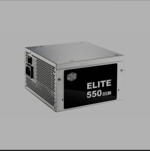 Fonte Atx - 550W - Cooler Master Elite V3 - R$260