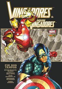 Vingadores & Novos Vingadores: Fim Dos Tempos: Capa Dura R$32
