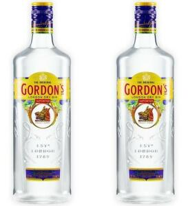 2 unidades Gin Gordons London / Frete Grátis
