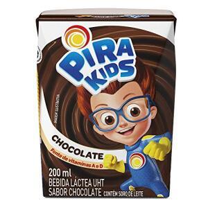Achocolatado Pirakids 200ml | R$ 0,96