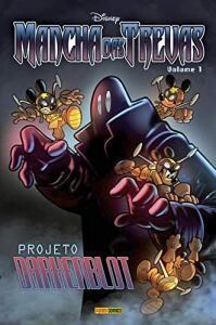 HQ - O Mancha das Trevas Volume 1: Projeto Darkenblot | R$55