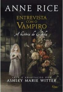 [Prime] Entrevista com o vampiro em quadrinhos - A história de Claudia R$20