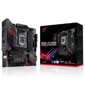 Placa-Mãe Asus ROG Strix B460-G Gaming, Intel LGA 1200, mATX, DDR4 | R$960