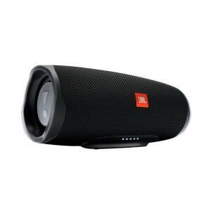 Caixa de Som Bluetooth Charge 4 Black JBL | R$875