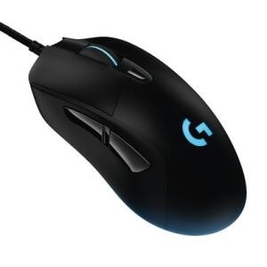 Mouse Gamer Logitech G403 Hero 16k, RGB Lightsync, 6 Botões, 16000 DPI - 910-005631