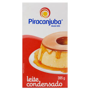 Leite Condensado Piracanjuba Caixa 395g | R$3,99