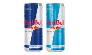 Red Bull Energy Drink/Sugarfree 250ml   R$5