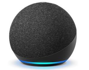 Smart Speaker Amazon Echo Dot 4ª Geração com Alexa – Preto | R$290
