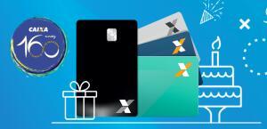 Cartões Caixa - Até 160% de bônus na transferência de pontos