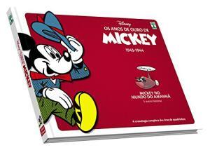 Os Anos de Ouro de Mickey. Mickey no Mundo do Amanhã | R$30
