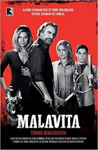 Livro - Malavita   R$8