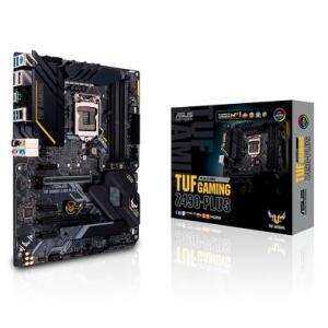 Placa-Mãe Asus TUF Gaming Z490-Plus, Intel LGA 1200, ATX, DDR4 | R$1.200
