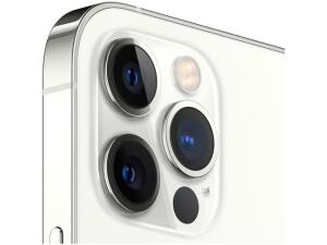 "iPhone 12 Pro Apple 256GB Prateado 6,1"" - Câm. Tripla 12MP iOS R$8379"
