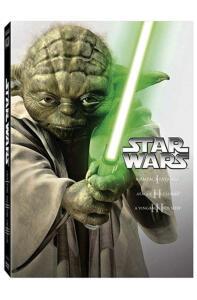 Star Wars A Nova Trilogia [Dvd]   R$17