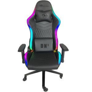 Cadeira Gamer Draxen DN1 Preto com RGB R$1364