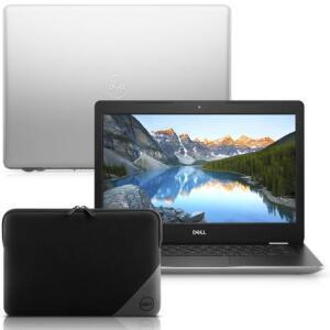 "Notebook Dell Inspiron 3480-M05SC 14"" Intel Pentium Gold 4GB 500GB R$2024"