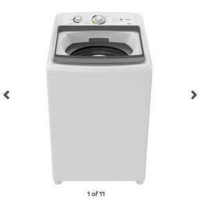Máquina de Lavar Consul 12kg Dosagem Extra Econômica - R$1382