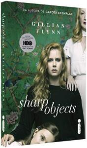 Shape Objects - Objetos Cortantes | Livro da série HBO - R$25