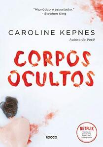 Corpos ocultos | Livro da série Netflix - R$34