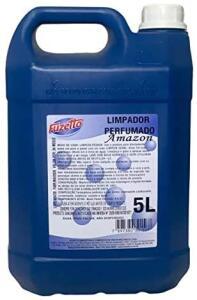 Limpador Perfumado Amazon 5 Litros, Fuzetto, 5L | R$18
