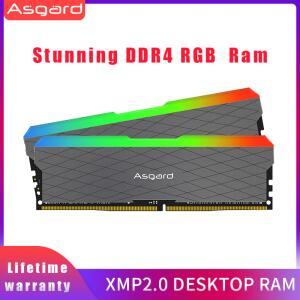Memória RAM DDR4 asgard 2x8gb 3200mhz | R$ 381,00