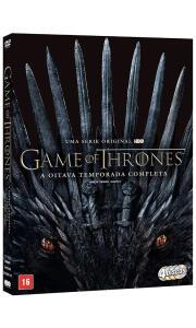 Game of Thrones - 8a Temporada [DVD], Sony R$130