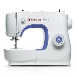 Máquina de Costura Singer Doméstica M3405 - Branca 110V |R$970