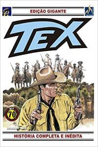 Tex Gigante. A Lei dos Rangers - Volume 33 | R$25