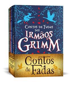 PRIME | Box Contos de Fadas - Perrault, Grimm e Andersen I e II (4 vols) | R$ 42