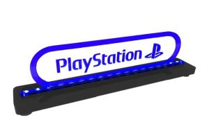 Luminária Gamer Playstation   R$133