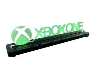 Luminária Gamer X Box One | R$133