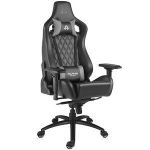 Cadeira Gamer Alpha Gamer Polaris Office, Black | R$1507