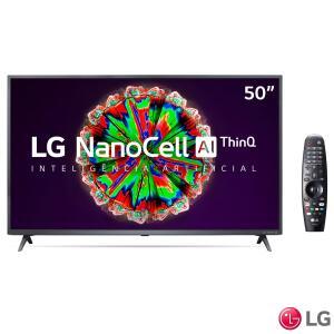 "Smart TV LG Nanocell 50"" Nanocell NANO79SND | R$2399"