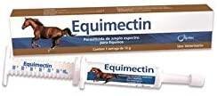 Equimectin - 12 gr   Vermífugo para Equinos   R$11