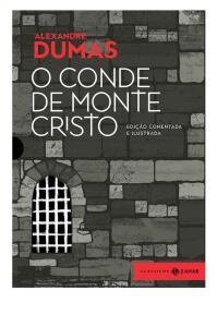 eBook (Kindle) O conde de Monte Cristo: edição comentada e ilustrada | R$18