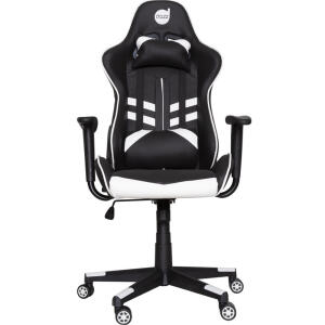 [AME R$813] Cadeira Gamer DAZZ Prime-X Preta/Branco | R$830