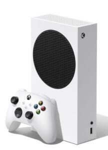 Console Xbox Series S 500GB + Controle Sem Fio - Branco | R$ 2.799