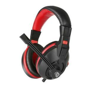 Headset Gamer ELG Exodus - Vermelho | R$ 108