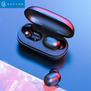 (1ª Compra) Fone de Ouvido Haylou GT1 TWS Fingerprint, Cancelamento de Ruído | R$65ª