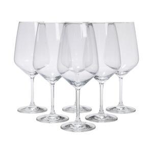 Jogo de Taças para Vinho Bordeaux Taste 650 ml 6 Peças - Schott Zwiesel | R$136