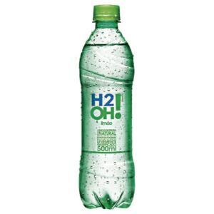 Refrigerante H2OH limão Garrafa 500ML - R$1,25