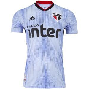 Camisa do São Paulo III 2019 adidas - Masculina R$90