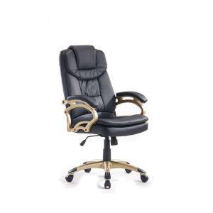 (R$537,94 com AME) Cadeira de Escritório Presidente Giratória Clark Preta. Preço original: R$768