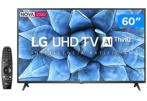 "[cliente ouro] Smart TV 4K LED 60"" LG R$3039"