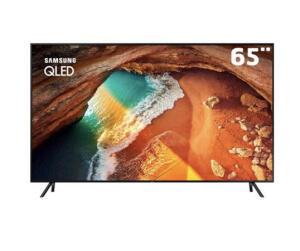 "Smart TV QLED 65"" UHD 4K Samsung - R$5862"