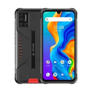 Smartphone UMIDIGI BISON IP68 e IP69K à prova d'água NFC 128GB 6,3 polegadas FHD R$837