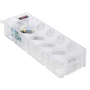 [PRIME][PRIMEIRA COMPRA NO APP] iCLAMPER Energia 8 Transparente - R$69