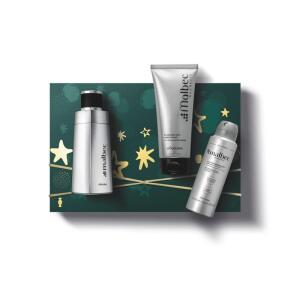 Kit Presente Malbec Magnetic: Desodorante Colônia 100ml + Shower Gel 205g + Antitranspirante 75g   R$ 200