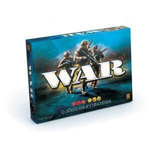 Jogo de Tabuleiro War Grow | R$ 81