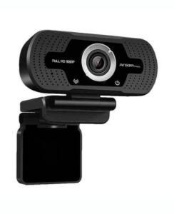 WebCam Argom Tech CAM40, Full HD 1080P • R$273 + Frete